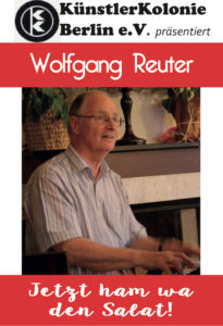 Wolfgang Reuter @ Theater Coupe