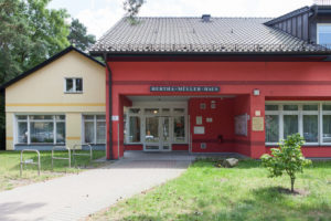 Musikalisches mit Galyna Classe und ihrem Elektro-Akkordeon @ Hertha-Müller-Haus