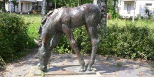 Osterspaziergang in Friedenau − Eine idyllische Landgemeinde