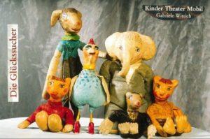 Die Glückssucher Gabriele Wittich, Kindertheatermobil @ Schwartzsche Villa, Zimmertheater