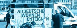 """Podiumsdiskussion zur Enteignungsdebatte """"ZUKUNFT findet STADT"""" (BBU in Kooperation mit dem Inforadio) @ WBM """"Heizhaus"""""""