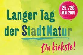 """Führung durch die Kleingärten rund um den Rüdesheimer Platz zum """"Langen Tag der Stadtnatur"""" @ Siegfriedbrunnen"""
