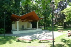 """Veranstaltungsreihe """"Sommerkonzerte im Stadtpark Steglitz"""" der Leo-Borchard-Musikschule @ Musikpavillon im Stadtpark Steglitz"""