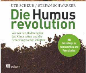 """Zu Hause in Berlin - Podiumsdiskussion und Lesung """"Die Humusrevolution"""" @ Ingeborg-Drewitz-Bibliothek"""