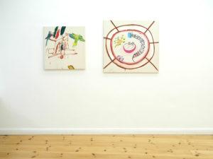 Okka-Esther Hungerbühler: Die Faule Nuss - Ausstellung @ Schwartzsche Villa