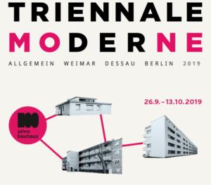 Eröffnung der Triennale der Moderne in Berlin @ Curt-Sachs-Saal, Musikinstrumenten-Museum, Staatliches Institut für Musikforschung, am Kulturforum