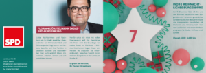 (Vor-)Weihnachtliches Bürgerbüro @ Bürgerbüro Florian Dörstelmann