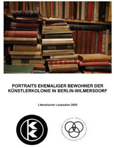 +++ abgesagt +++ Literarischer Lesesalon 2020 @ Geschäftsstelle der Gesellschaft für Christlich-Jüdische Zusammenarbeit in Berlin e.V.