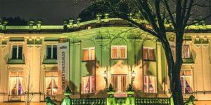 Neujahrsempfang & Finissage im Löwenpalais @ Stiftung Starke