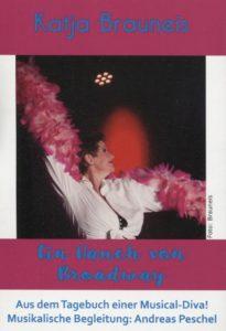 Katja Brauneis - Ein Hauch von Broadway @ Theater Coupé