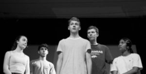 """Musiktheaterstück """"Eine ganz normale Klasse"""" zum Thema Kinderrechte und häusliche Gewalt @ Jugendzentrum """"Die Weiße Rose"""""""