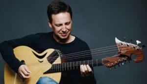 Stephan Bormann. Sologitarren (Spätsünder-Meisterkonzert) @ Saitenflügel - Konzertsaal L12 im Künstlerhof Alt-Lietzow