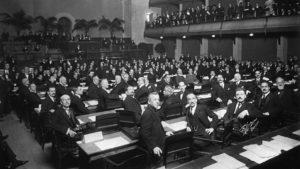 Vom Völkerbund bis Donald Trump -  Multilateralismus im 20. und 21. Jahrhundert: Mythos und Realität @ Centre Marc Bloch