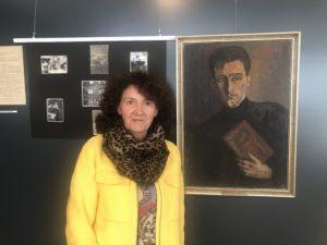 Literarischer Lesesalon – Portraits ehemaliger Bewohner der Künstlerkolonie in Berlin-Wilmersdorf @ KulturRaum in der Künstlerkolonie Berlin