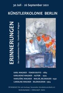 Ausstellung Familie Wagner @ KunstRaum der Künstlerkolonie Berlin