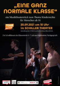 """""""Eine ganz normale Klasse"""" zum Thema Kinderrechte zum Weltkindertag am 20.09.21"""